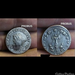 Probus - Aurelianus - VIRTVS PROBI