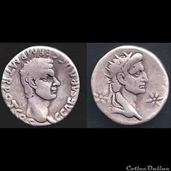 Caligula  - Denier