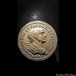 Trajan - Médaillon