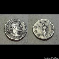 Maximin le Thrace - denier