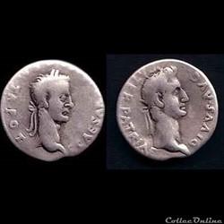 Caligula  - Denier - DIVVS AVG