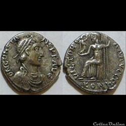Constans II - Silique