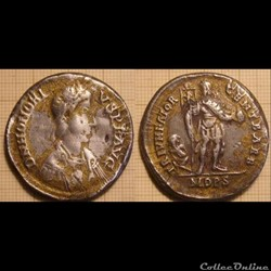 Honorius - Médaillon