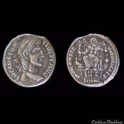 Constance II - Silique
