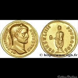 Diocletien - aureus