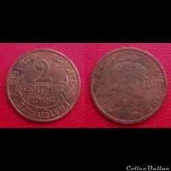 2 Cts Daniel-Dupuis 1904