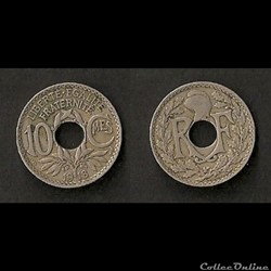 10 Cts Lindauer 1918