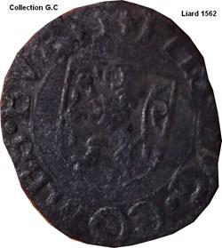 Liard Philippe II 1562