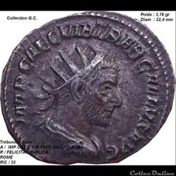 Trébonien Galle Né en 206 a Pérouse (Ita...