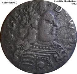 Liard De Montbéliard Léopold Eberhard 17...