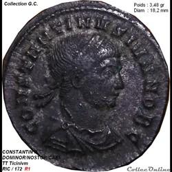 CONSTANTIN II RIC 172
