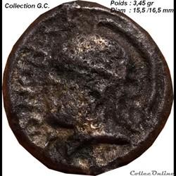 Bronze Turonos cantorix