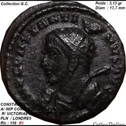 CONSTANTIN I RIC 156