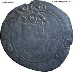 Carolus Philippe II 1564