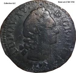 Demi sol d'Aix 1769