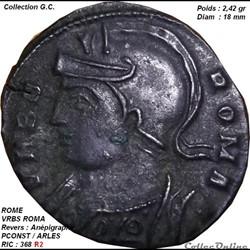 ROME LES LOUVES  RIC 368