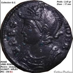 ROME LES LOUVES  RIC 356