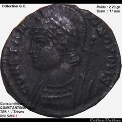 CONSTANTINOPOLIS RIC 548