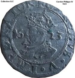 Carolus Philippe IV 1622
