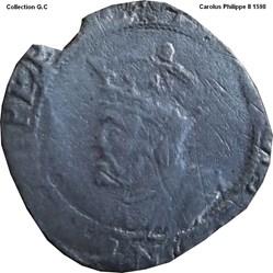 Carolus Philippe II 1598