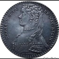 MAISON DE LA REINE Marie Lesczinska 1739