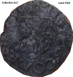 Liard Philippe II 1564