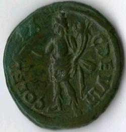 Gordian III AE Homonoia