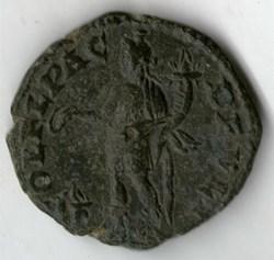 Philippus I AE Homonoia
