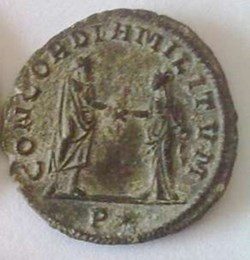 Aurelian /Concordia