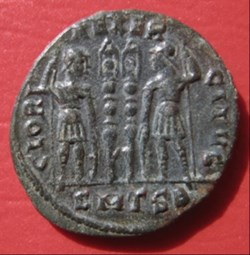 Constantine II /Gloria