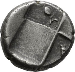Thrace Hersonesos hemidrachm