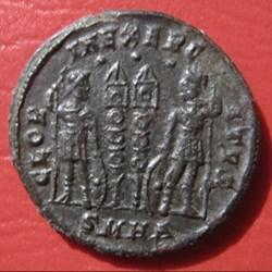 Constantine I /Gloria