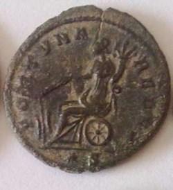 Aurelian /Fortuna