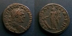 Caracalla AE31 Tyche