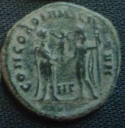 Maximinianus /Concordia /Heraclea