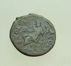 Philippus I AE Zeus