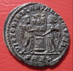 Constantine I /Victories