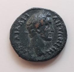 Antoninus Pius AE19 Homonoia