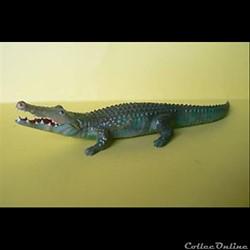 Crocodile plastique véritable!