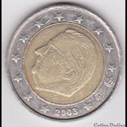 2 euros 2003