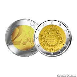 10 ans de l'euro 2012
