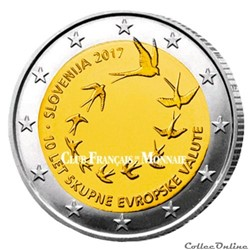 10 ans de l'euros 2017