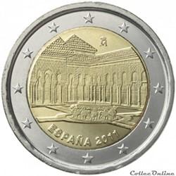 2 euros 2011
