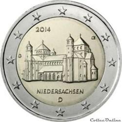 2 euros niedersachen 2014