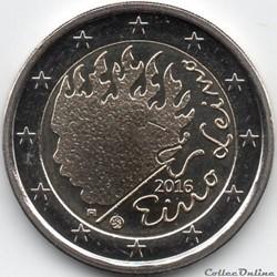 2 euros 2016