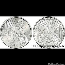 5 euros 2008