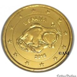 2 euros dores espagne2015