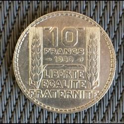 10 francs 1930 Turin