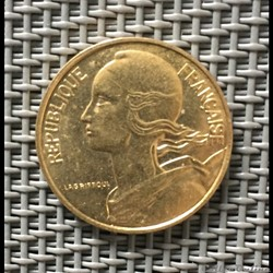 10 centimes 1979 marianne