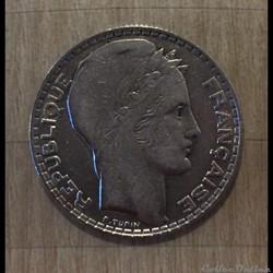 10 francs 1931 Turin